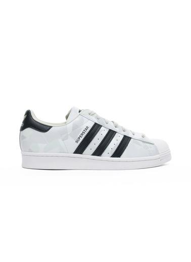 adidas Erkek Superstar Sneakers FW4392.BEYAZ Beyaz